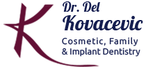 Dr. Del Kovacevic Dentistry Logo